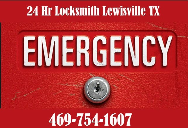 24/7 Locksmith in Lewisville TX